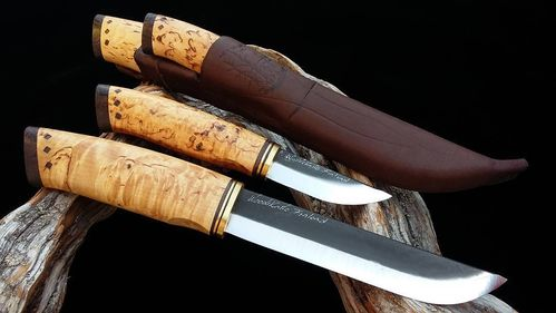 Double lapp knife