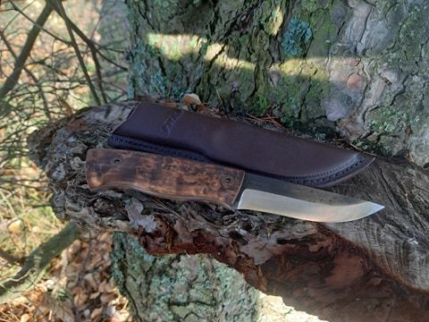 TPK Predator IH (thigh pocket knife)