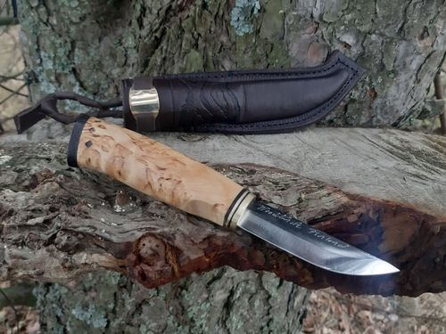 Little hunter knife